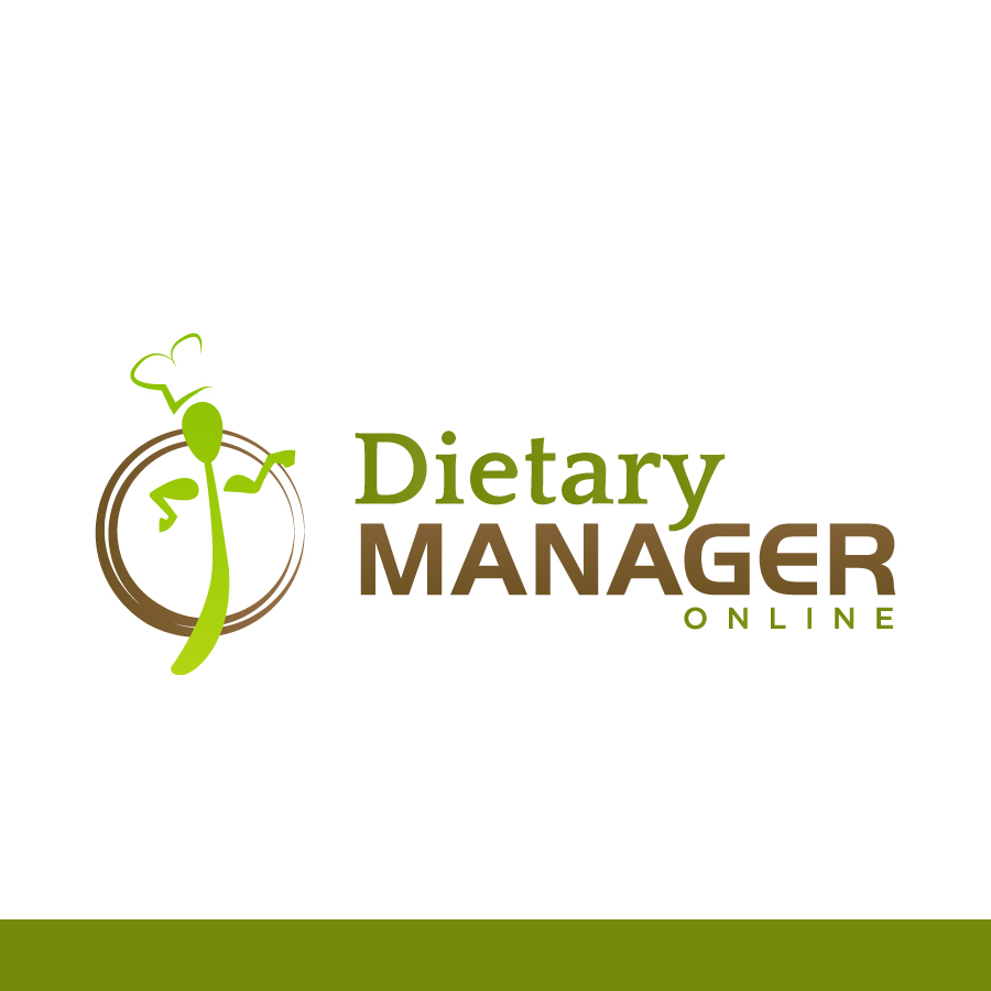 Logo Design by Edward Goodwin - Entry No. 46 in the Logo Design Contest Fun Logo Design for Dietary Manager Online.