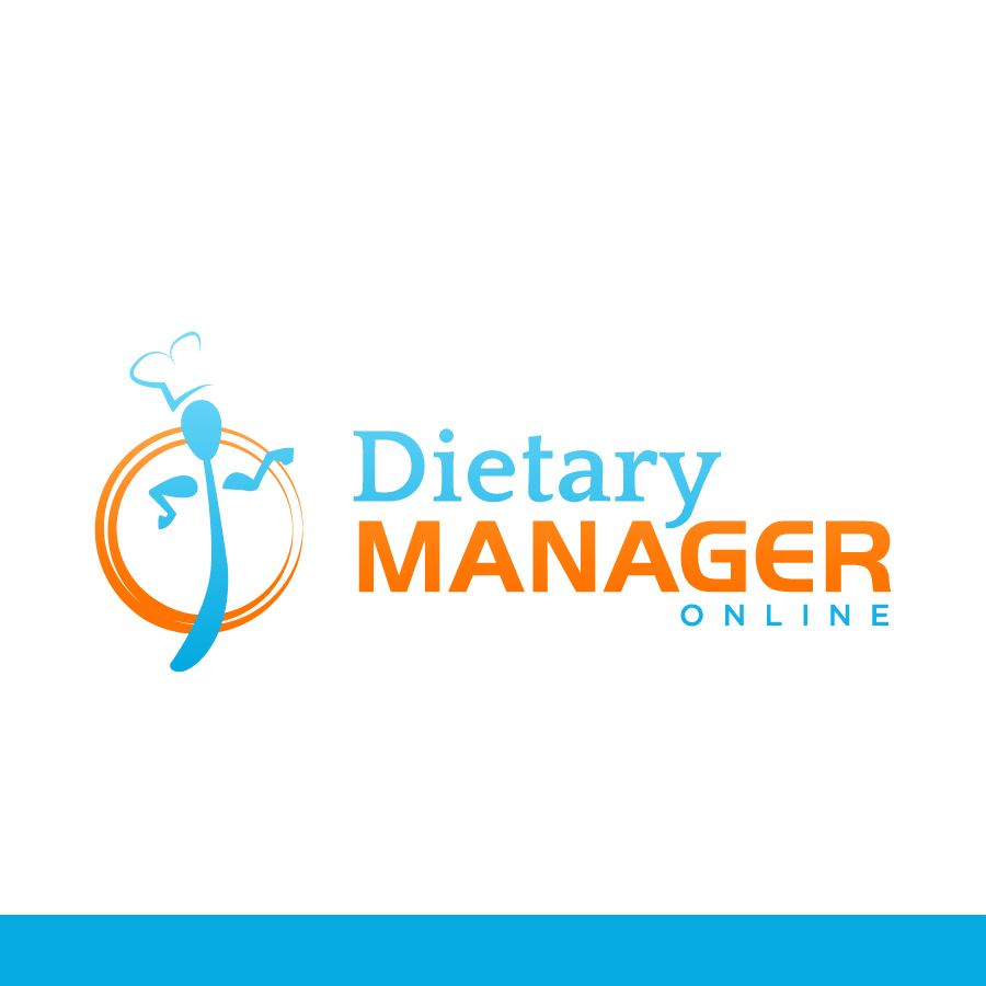 Logo Design by Edward Goodwin - Entry No. 47 in the Logo Design Contest Fun Logo Design for Dietary Manager Online.