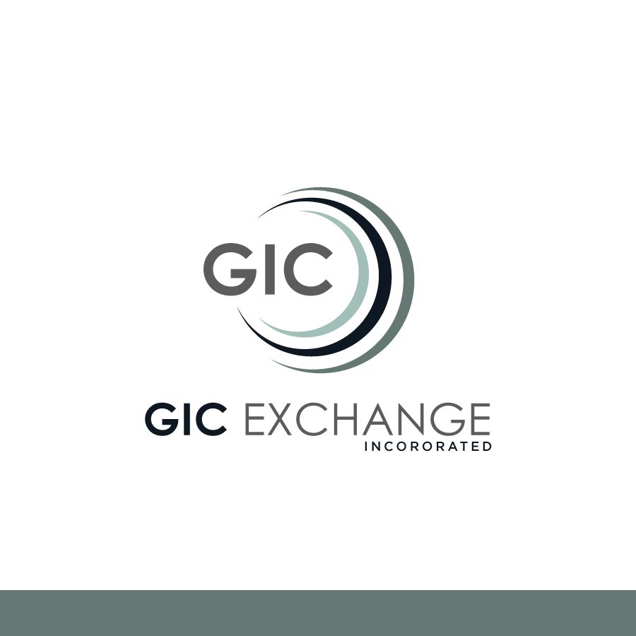 Logo Design by Edward Goodwin - Entry No. 54 in the Logo Design Contest Logo Design Needed for Exciting New Company GIC Exchange Inc..