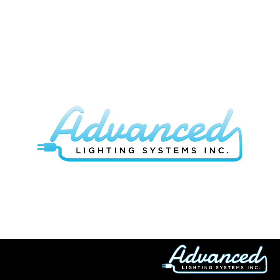 Logo Design by Edward Goodwin - Entry No. 78 in the Logo Design Contest New Logo Design Needed for  Company Advanced Lighting Systems Inc..