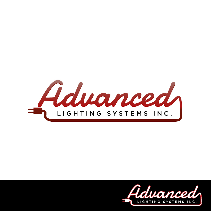 Logo Design by Edward Goodwin - Entry No. 79 in the Logo Design Contest New Logo Design Needed for  Company Advanced Lighting Systems Inc..