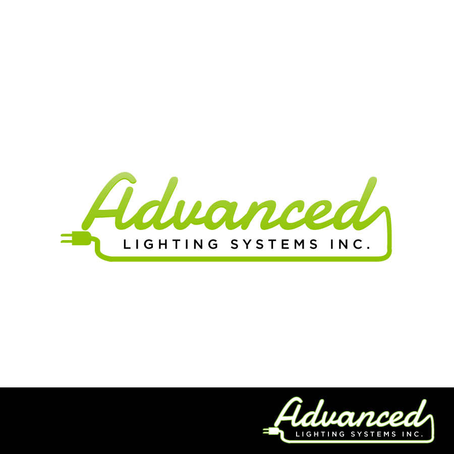 Logo Design by Edward Goodwin - Entry No. 80 in the Logo Design Contest New Logo Design Needed for  Company Advanced Lighting Systems Inc..