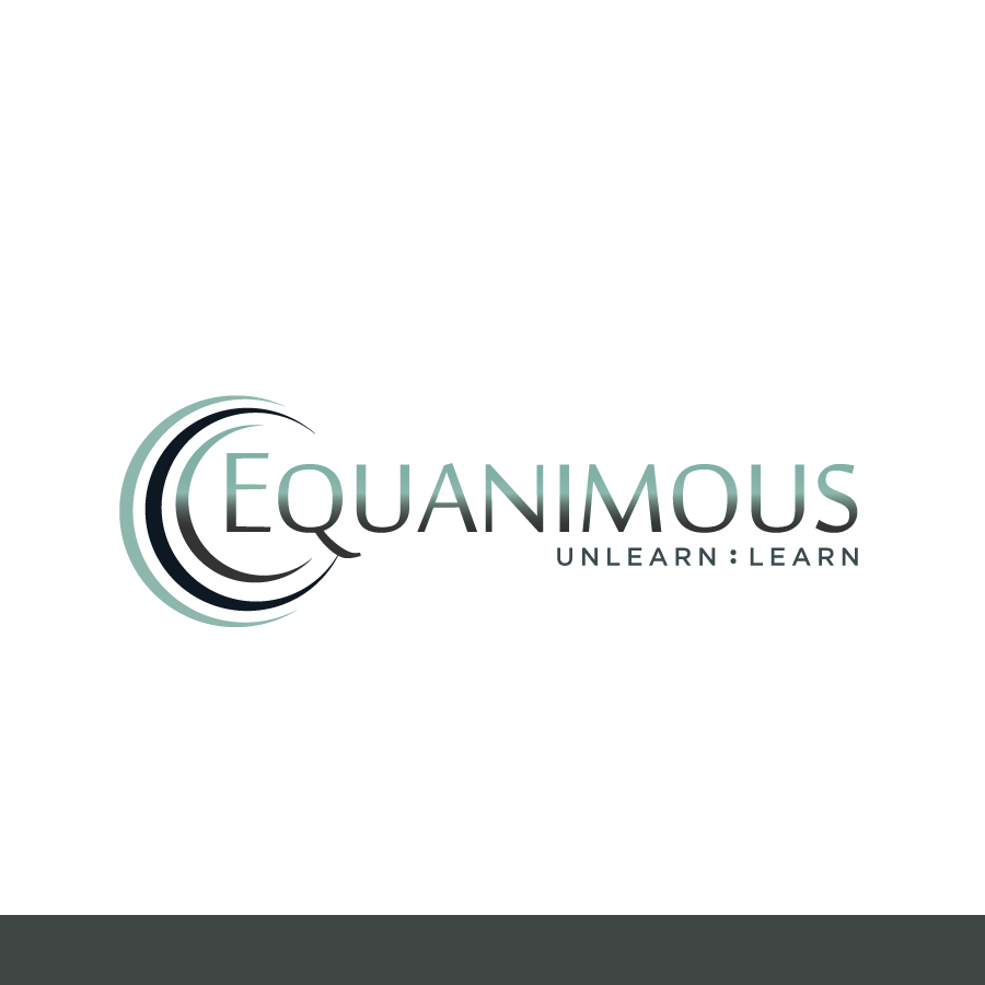 Logo Design by Edward Goodwin - Entry No. 168 in the Logo Design Contest Logo Design : EQUANIMOUS : Productivity | Learning | Design.