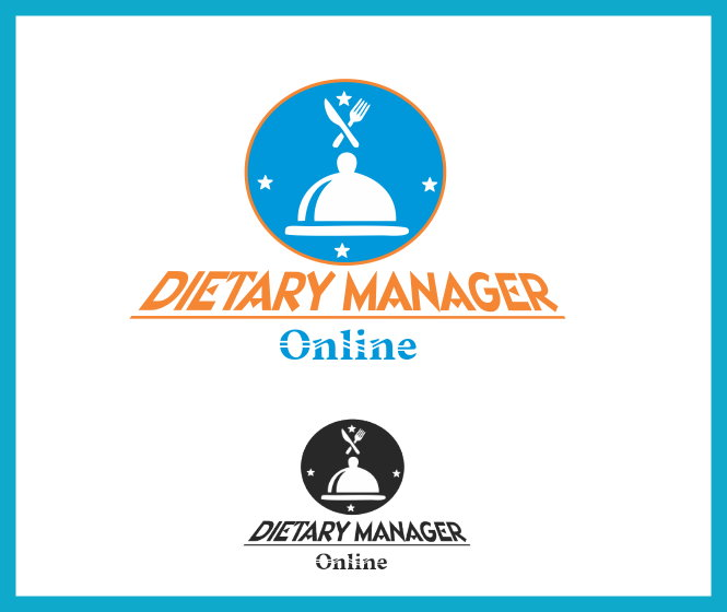 Logo Design by Clifton Gage - Entry No. 54 in the Logo Design Contest Fun Logo Design for Dietary Manager Online.