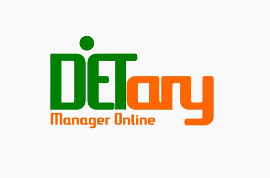 Logo Design by Syarif Hidayatullah - Entry No. 55 in the Logo Design Contest Fun Logo Design for Dietary Manager Online.