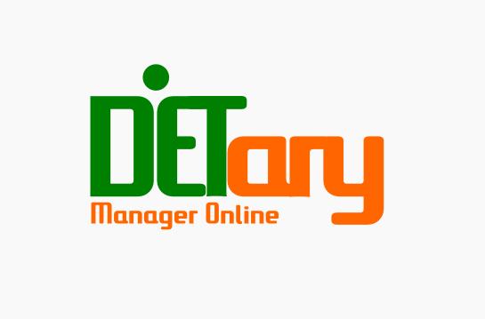 Logo Design by Syarif Hidayatullah - Entry No. 55 in the Logo Design Contest Fun Logo Design for Dietary Manager Online.