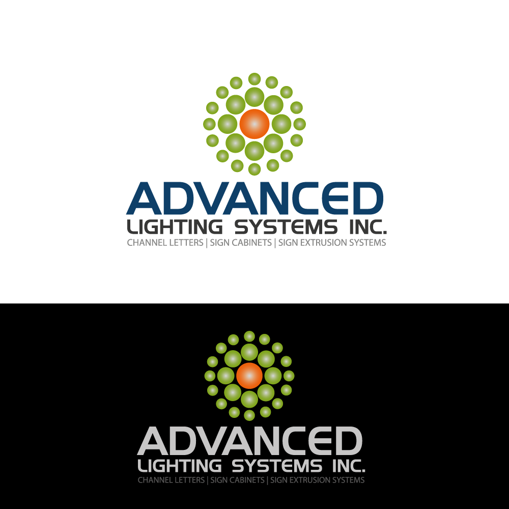 Logo Design by rockin - Entry No. 83 in the Logo Design Contest New Logo Design Needed for  Company Advanced Lighting Systems Inc..