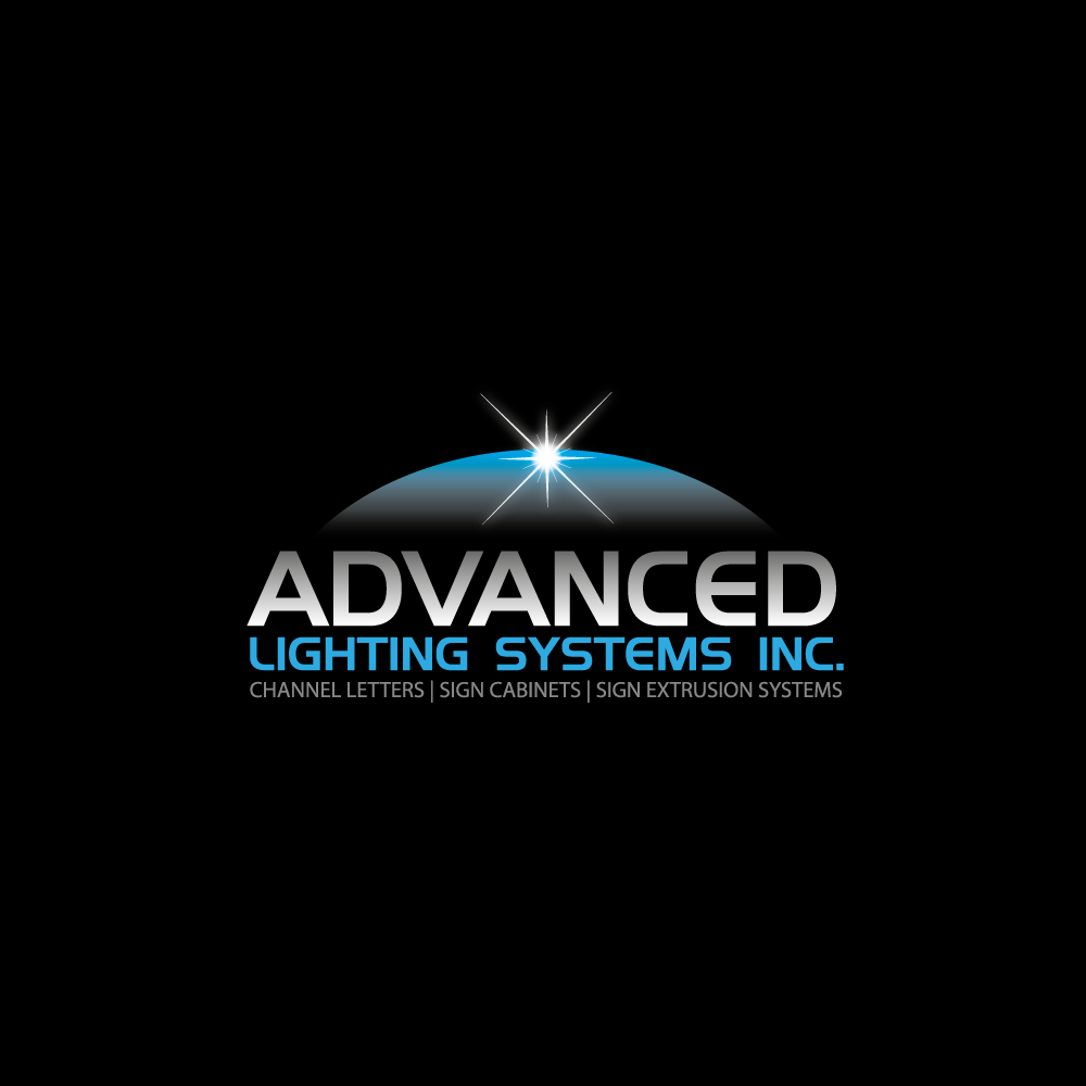 Logo Design by rockin - Entry No. 84 in the Logo Design Contest New Logo Design Needed for  Company Advanced Lighting Systems Inc..