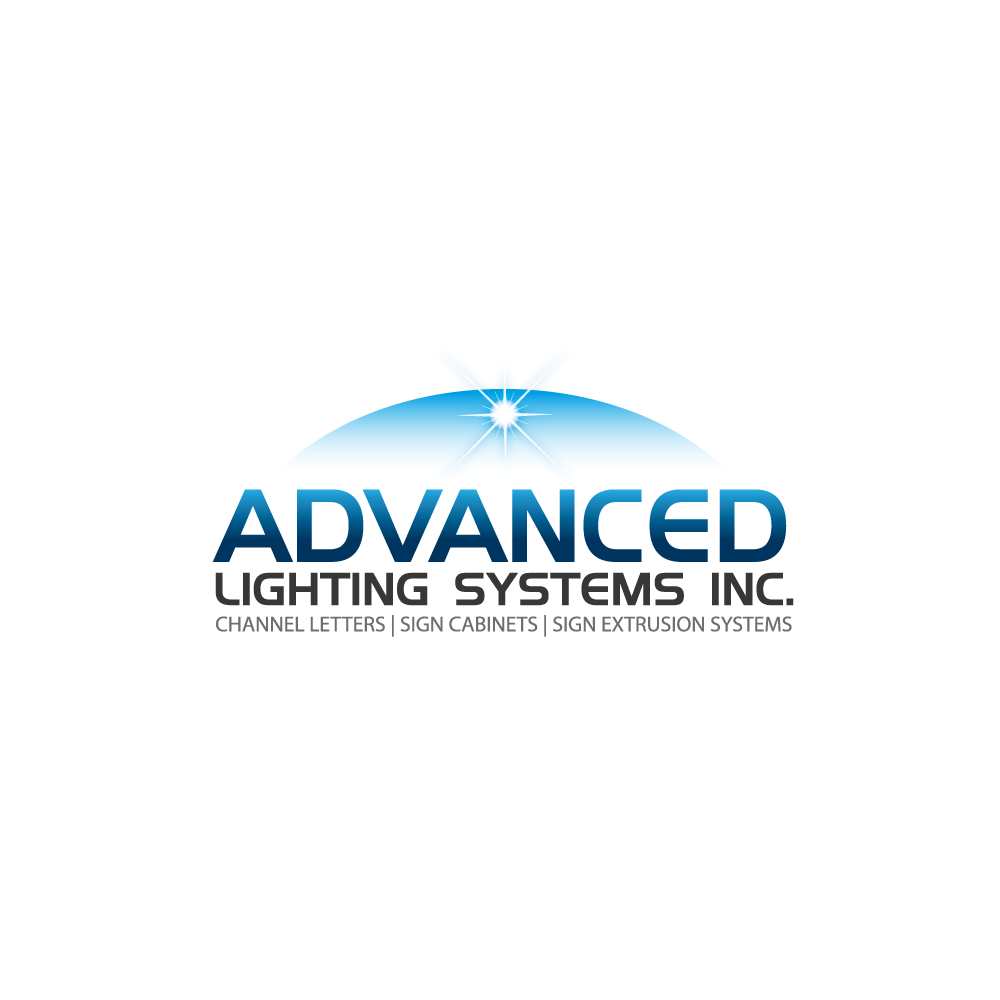 Logo Design by rockin - Entry No. 85 in the Logo Design Contest New Logo Design Needed for  Company Advanced Lighting Systems Inc..