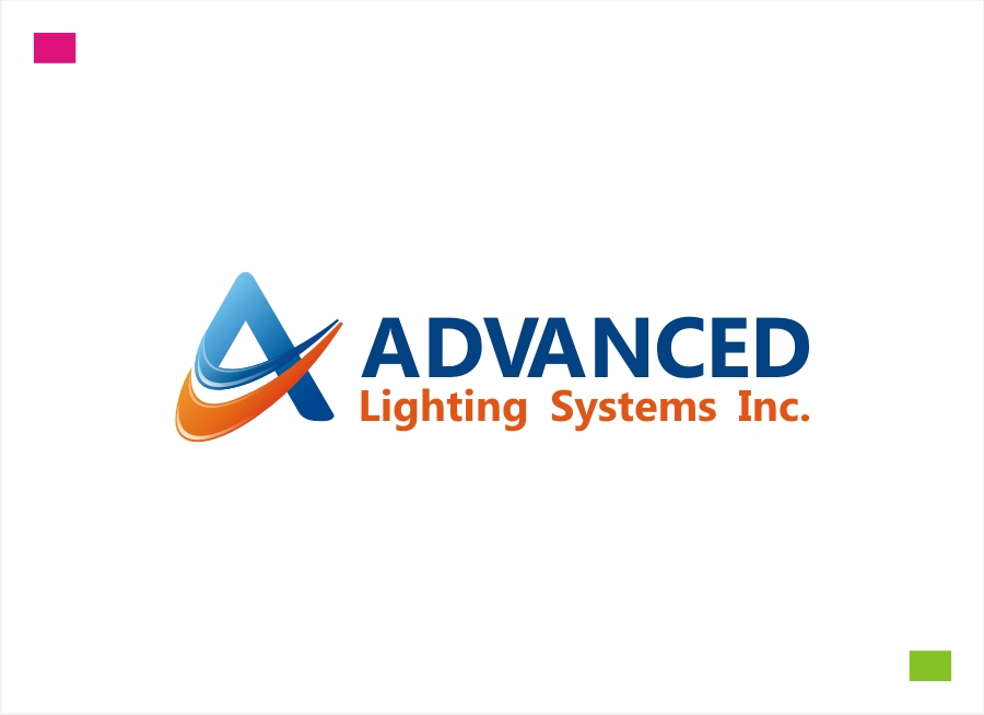 Logo Design by Private User - Entry No. 87 in the Logo Design Contest New Logo Design Needed for  Company Advanced Lighting Systems Inc..