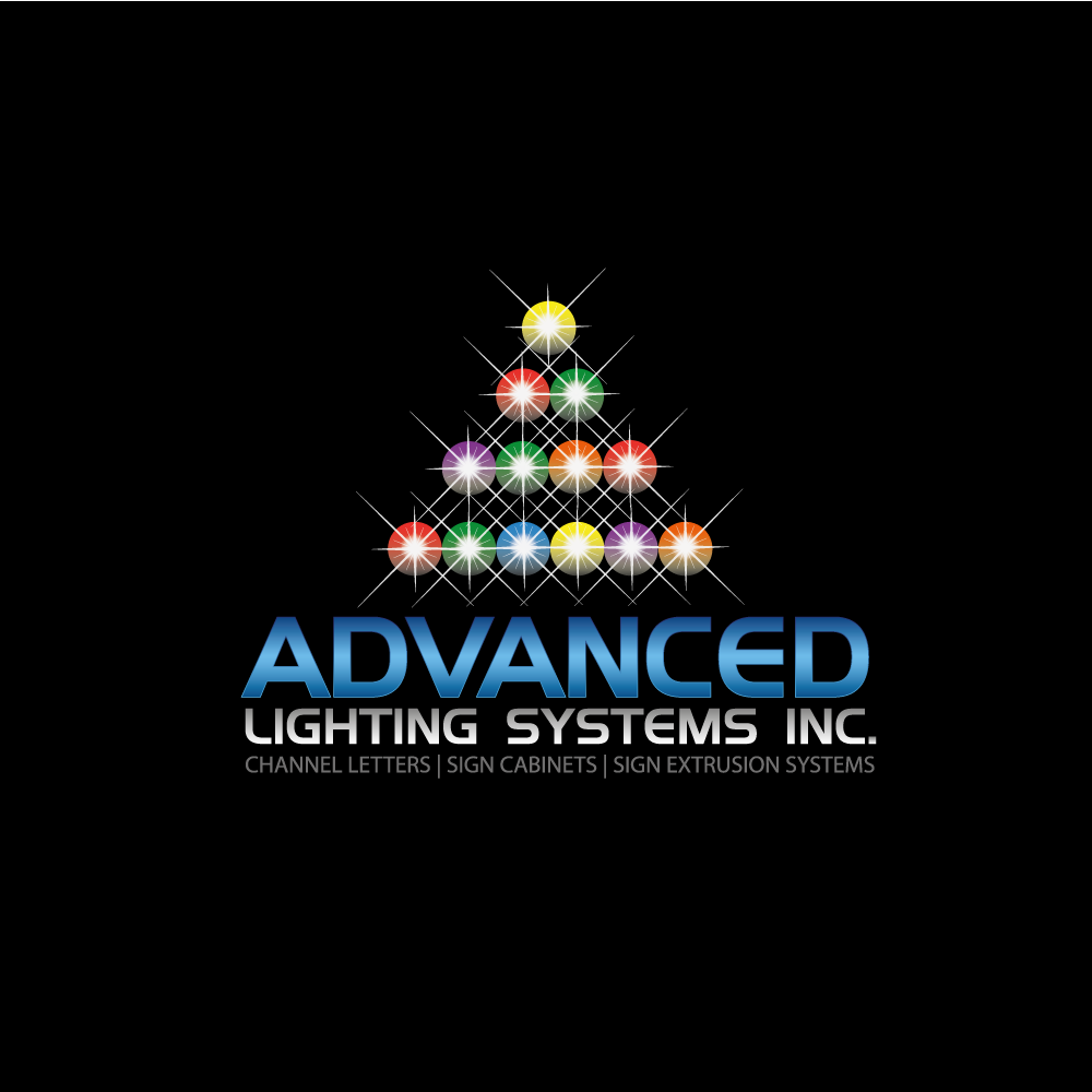 Logo Design by rockin - Entry No. 90 in the Logo Design Contest New Logo Design Needed for  Company Advanced Lighting Systems Inc..