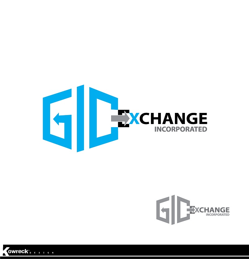Logo Design by kowreck - Entry No. 65 in the Logo Design Contest Logo Design Needed for Exciting New Company GIC Exchange Inc..