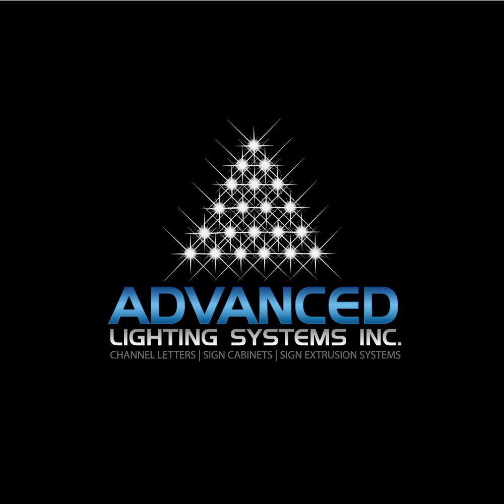 Logo Design by rockin - Entry No. 92 in the Logo Design Contest New Logo Design Needed for  Company Advanced Lighting Systems Inc..