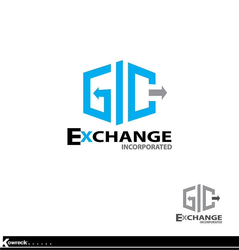 Logo Design by kowreck - Entry No. 66 in the Logo Design Contest Logo Design Needed for Exciting New Company GIC Exchange Inc..