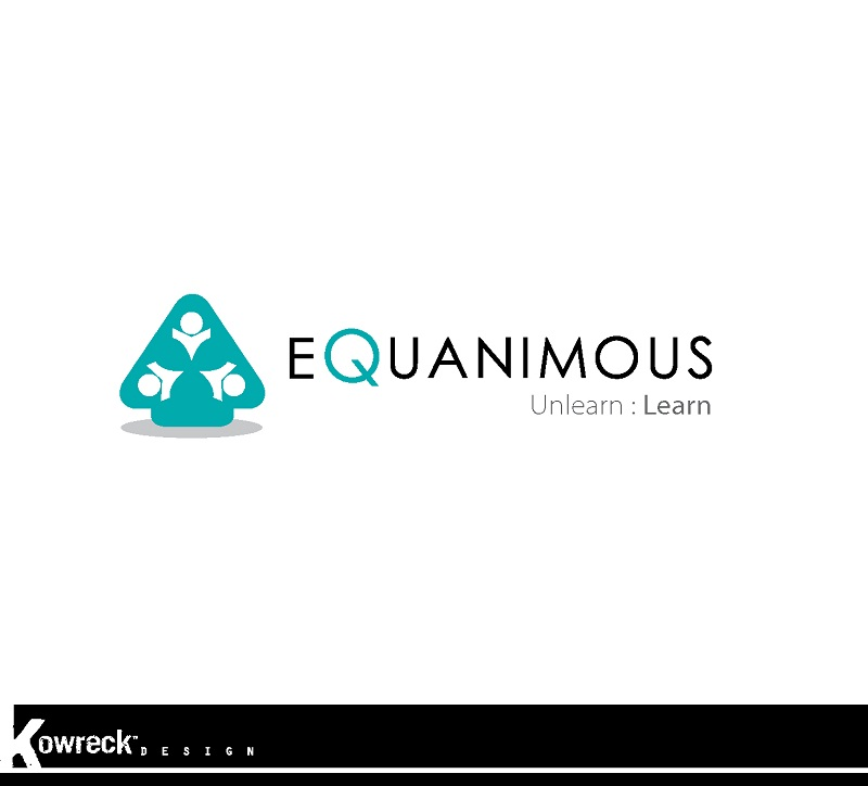 Logo Design by kowreck - Entry No. 193 in the Logo Design Contest Logo Design : EQUANIMOUS : Productivity | Learning | Design.