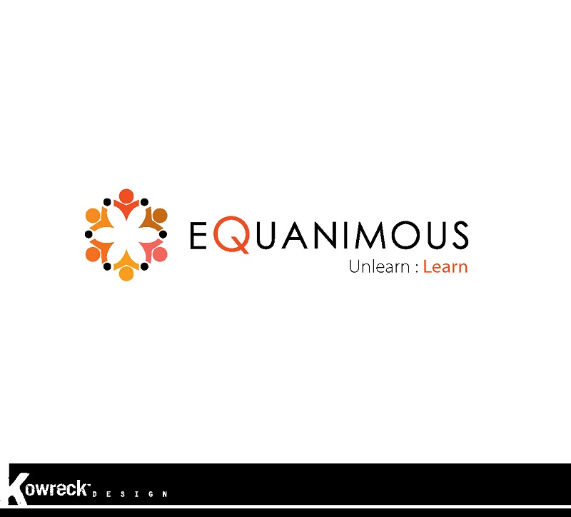 Logo Design by kowreck - Entry No. 194 in the Logo Design Contest Logo Design : EQUANIMOUS : Productivity | Learning | Design.