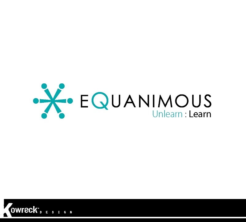 Logo Design by kowreck - Entry No. 195 in the Logo Design Contest Logo Design : EQUANIMOUS : Productivity | Learning | Design.