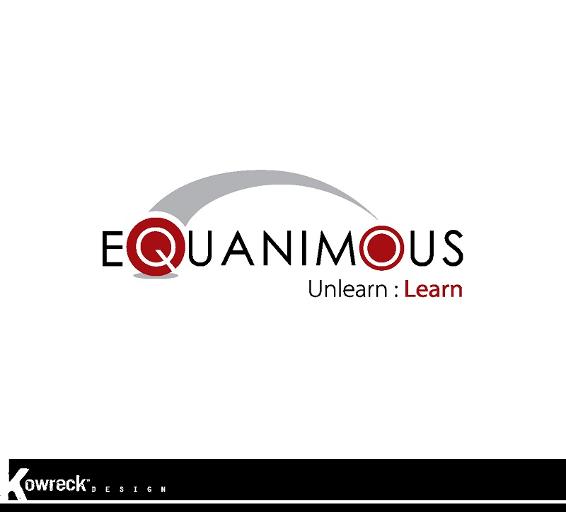 Logo Design by kowreck - Entry No. 196 in the Logo Design Contest Logo Design : EQUANIMOUS : Productivity | Learning | Design.