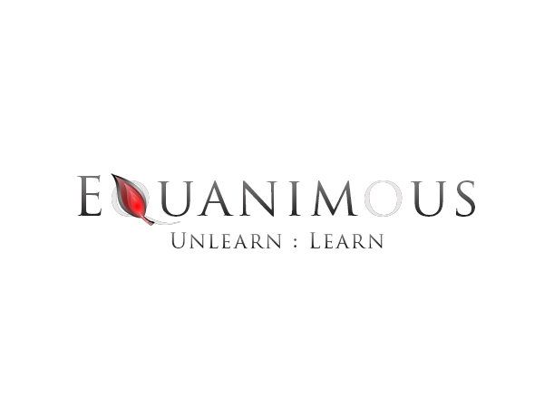 Logo Design by Mythos Designs - Entry No. 197 in the Logo Design Contest Logo Design : EQUANIMOUS : Productivity | Learning | Design.