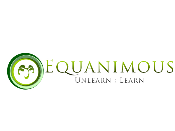 Logo Design by Mythos Designs - Entry No. 201 in the Logo Design Contest Logo Design : EQUANIMOUS : Productivity | Learning | Design.