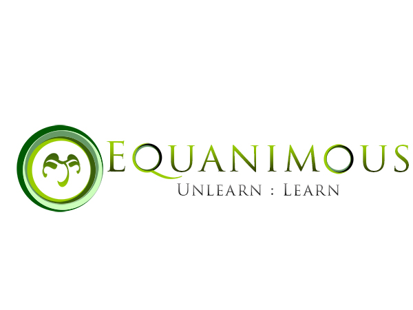 Logo Design by Mythos Designs - Entry No. 202 in the Logo Design Contest Logo Design : EQUANIMOUS : Productivity | Learning | Design.