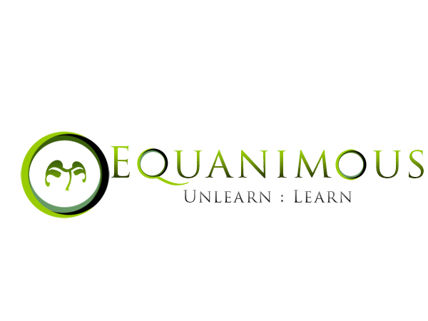 Logo Design by Mythos Designs - Entry No. 203 in the Logo Design Contest Logo Design : EQUANIMOUS : Productivity | Learning | Design.