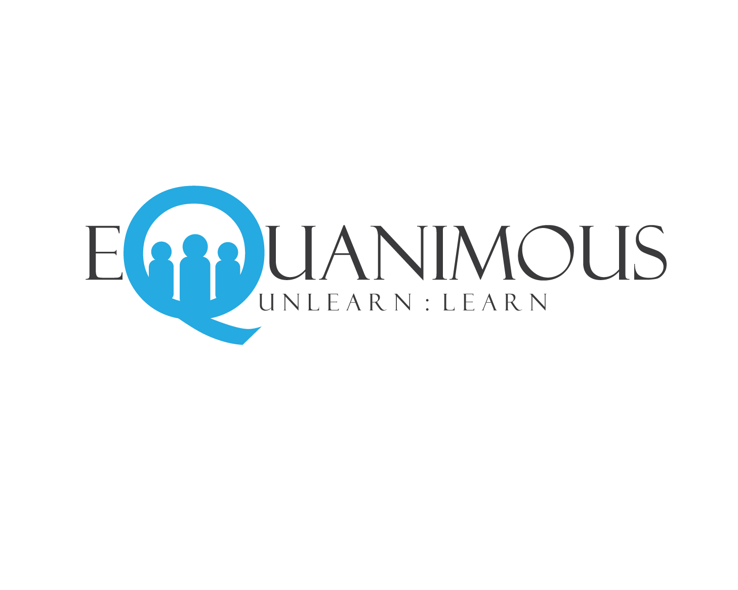 Logo Design by Roy Ferre - Entry No. 210 in the Logo Design Contest Logo Design : EQUANIMOUS : Productivity | Learning | Design.
