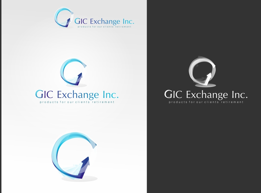 Logo Design by Private User - Entry No. 71 in the Logo Design Contest Logo Design Needed for Exciting New Company GIC Exchange Inc..