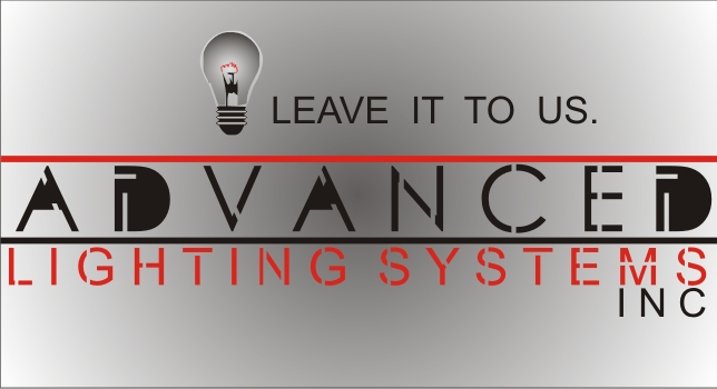 Logo Design by Jack  Wegert - Entry No. 108 in the Logo Design Contest New Logo Design Needed for  Company Advanced Lighting Systems Inc..
