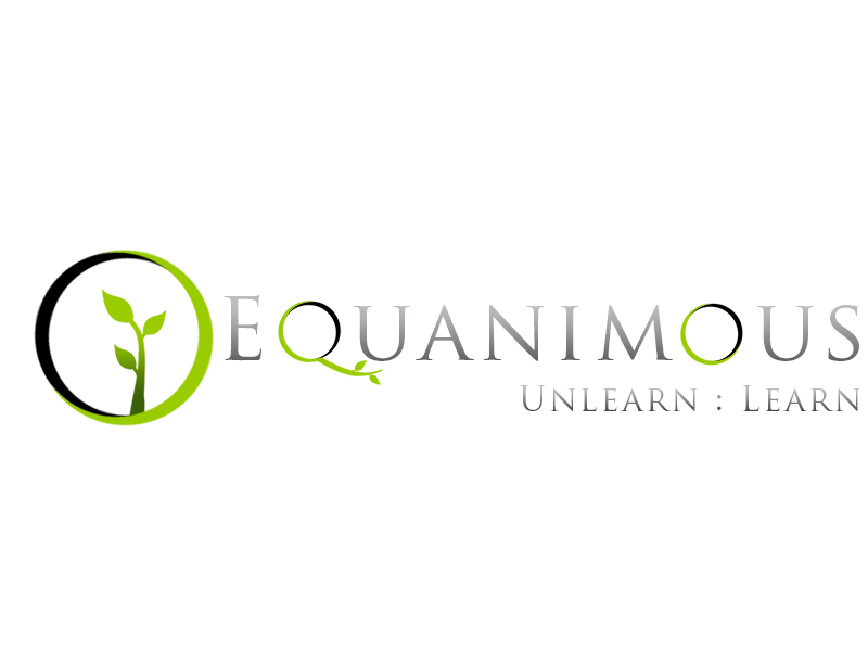 Logo Design by Mythos Designs - Entry No. 241 in the Logo Design Contest Logo Design : EQUANIMOUS : Productivity | Learning | Design.