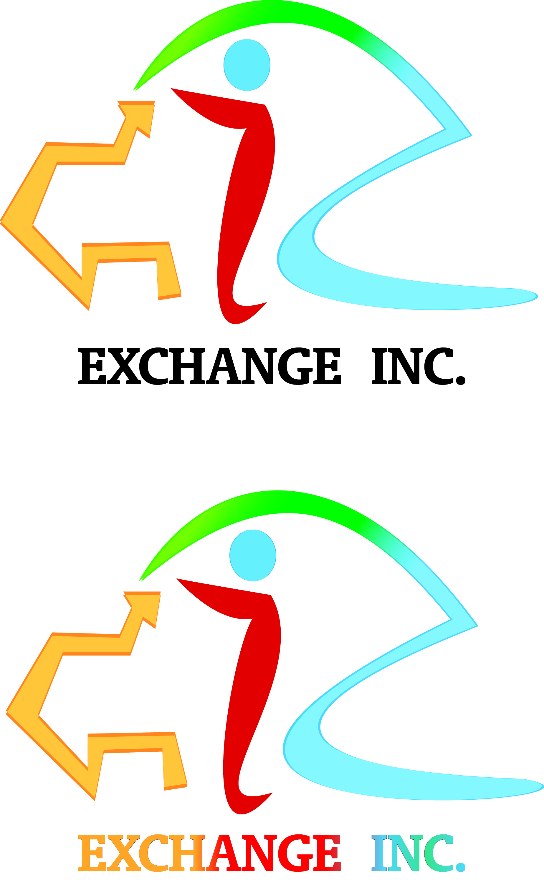 Logo Design by Private User - Entry No. 74 in the Logo Design Contest Logo Design Needed for Exciting New Company GIC Exchange Inc..