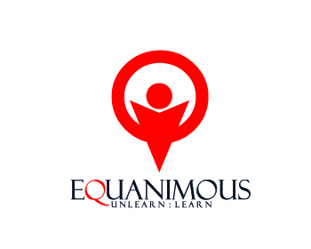 Logo Design by Roy Ferre - Entry No. 253 in the Logo Design Contest Logo Design : EQUANIMOUS : Productivity | Learning | Design.