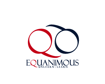 Logo Design by Roy Ferre - Entry No. 255 in the Logo Design Contest Logo Design : EQUANIMOUS : Productivity | Learning | Design.
