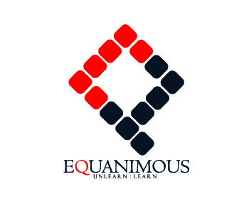 Logo Design by Roy Ferre - Entry No. 258 in the Logo Design Contest Logo Design : EQUANIMOUS : Productivity | Learning | Design.