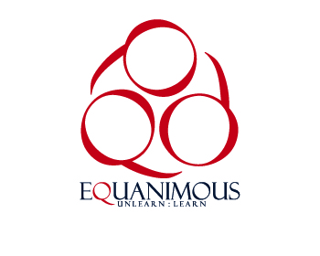 Logo Design by Roy Ferre - Entry No. 259 in the Logo Design Contest Logo Design : EQUANIMOUS : Productivity | Learning | Design.