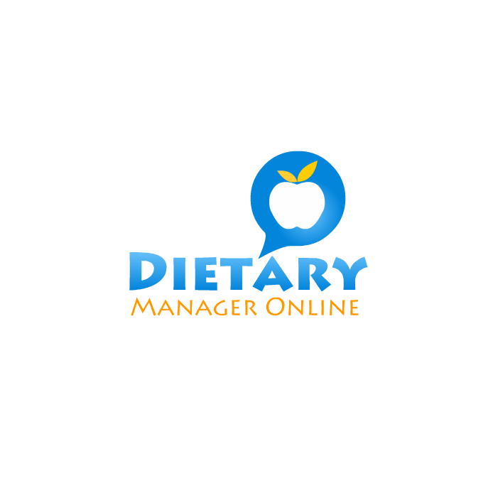 Logo Design by Private User - Entry No. 62 in the Logo Design Contest Fun Logo Design for Dietary Manager Online.