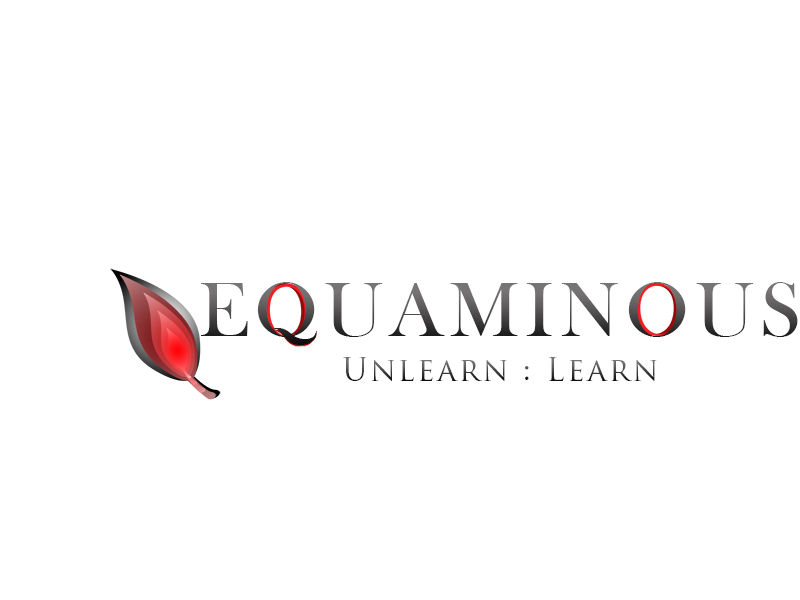Logo Design by Mythos Designs - Entry No. 267 in the Logo Design Contest Logo Design : EQUANIMOUS : Productivity | Learning | Design.