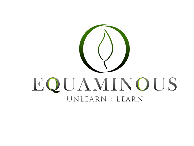 Logo Design by Mythos Designs - Entry No. 269 in the Logo Design Contest Logo Design : EQUANIMOUS : Productivity | Learning | Design.