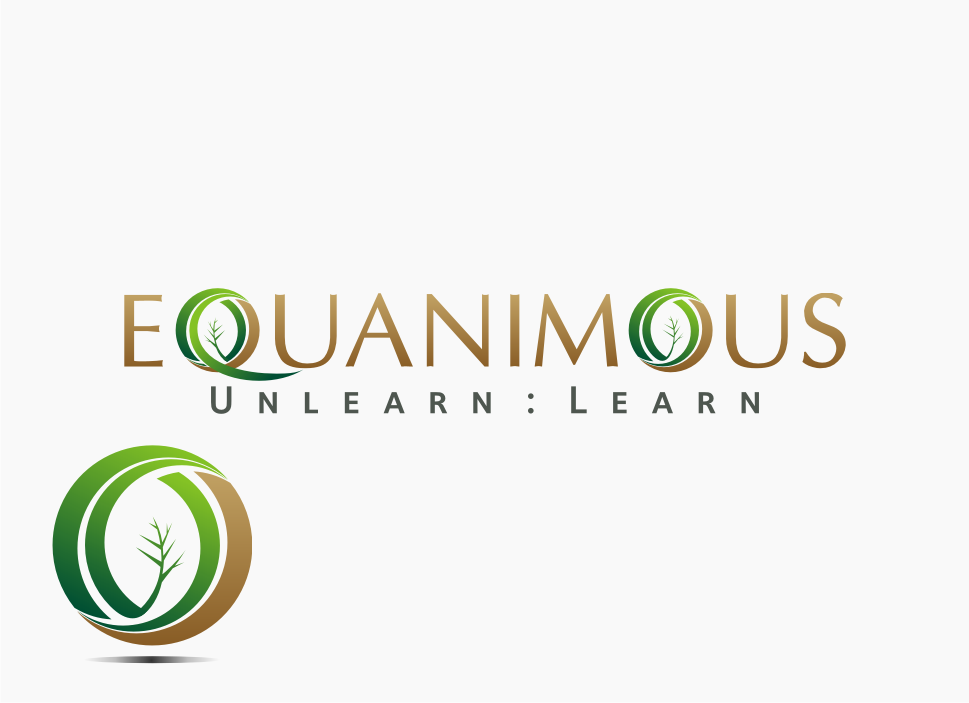 Logo Design by graphicleaf - Entry No. 304 in the Logo Design Contest Logo Design : EQUANIMOUS : Productivity | Learning | Design.
