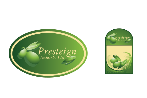 Logo Design by Moin Javed - Entry No. 27 in the Logo Design Contest Logo Design Needed for Exciting New Company Presteign Imports Ltd..