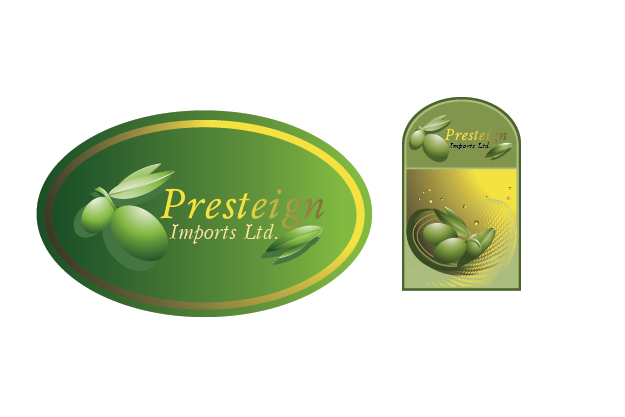 Logo Design by Moin Javed - Entry No. 28 in the Logo Design Contest Logo Design Needed for Exciting New Company Presteign Imports Ltd..