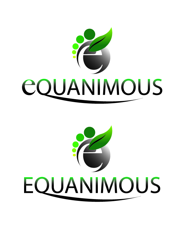 Logo Design by Crizam Santos - Entry No. 306 in the Logo Design Contest Logo Design : EQUANIMOUS : Productivity | Learning | Design.