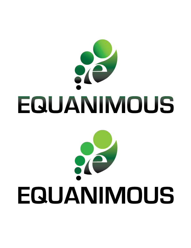 Logo Design by Crizam Santos - Entry No. 307 in the Logo Design Contest Logo Design : EQUANIMOUS : Productivity | Learning | Design.