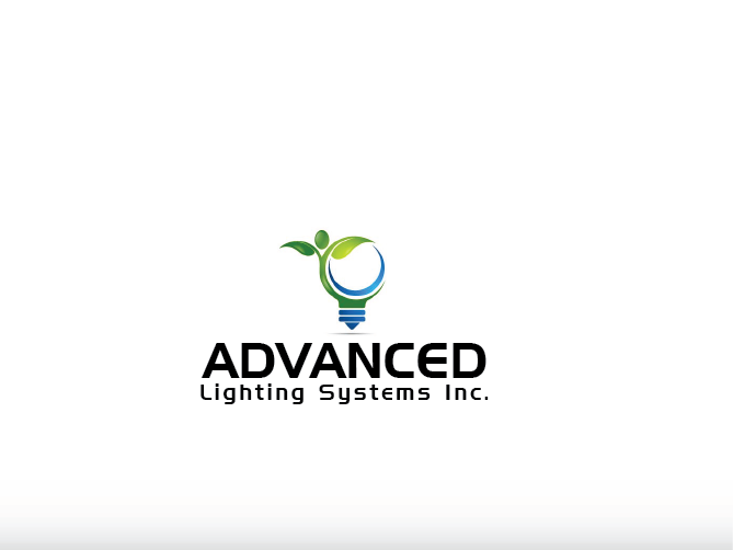 Logo Design by Moin Javed - Entry No. 111 in the Logo Design Contest New Logo Design Needed for  Company Advanced Lighting Systems Inc..