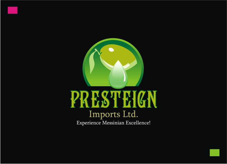 Logo Design by Private User - Entry No. 30 in the Logo Design Contest Logo Design Needed for Exciting New Company Presteign Imports Ltd..