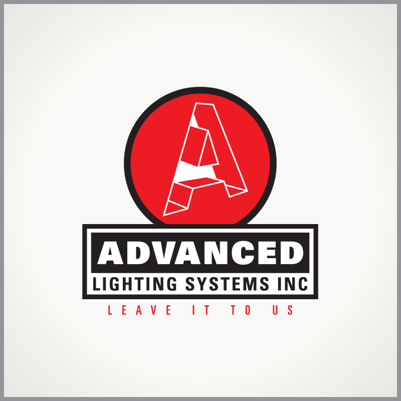 Logo Design by Number-Eight-Design - Entry No. 115 in the Logo Design Contest New Logo Design Needed for  Company Advanced Lighting Systems Inc..