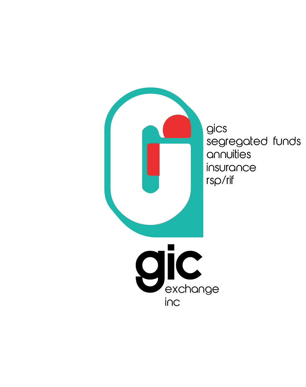 Logo Design by Miroslav Navrátil - Entry No. 85 in the Logo Design Contest Logo Design Needed for Exciting New Company GIC Exchange Inc..