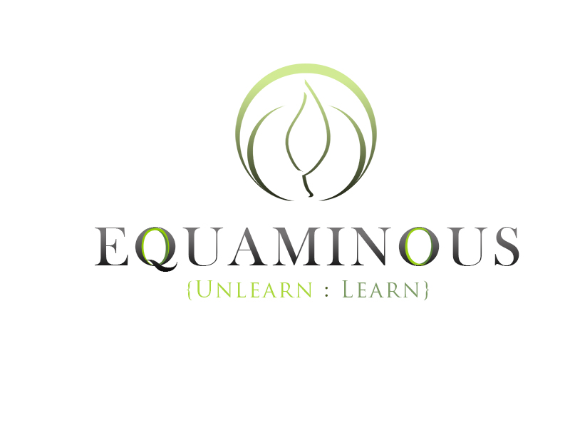 Logo Design by Mythos Designs - Entry No. 319 in the Logo Design Contest Logo Design : EQUANIMOUS : Productivity | Learning | Design.
