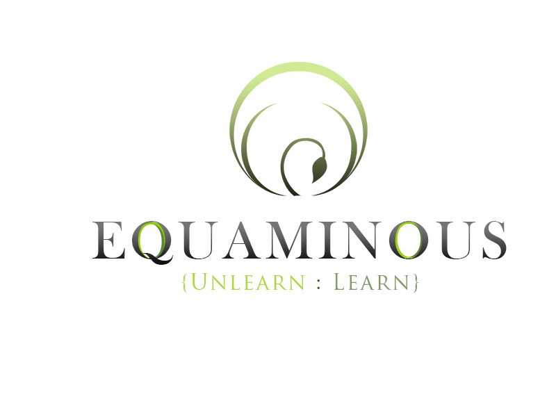 Logo Design by Mythos Designs - Entry No. 320 in the Logo Design Contest Logo Design : EQUANIMOUS : Productivity | Learning | Design.