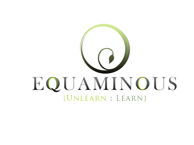 Logo Design by Mythos Designs - Entry No. 321 in the Logo Design Contest Logo Design : EQUANIMOUS : Productivity | Learning | Design.